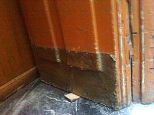 Reparaci n de puertas - Como arreglar puertas de madera rayadas ...